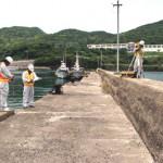 sagyo4 150x150 島で働く。地元で働く。